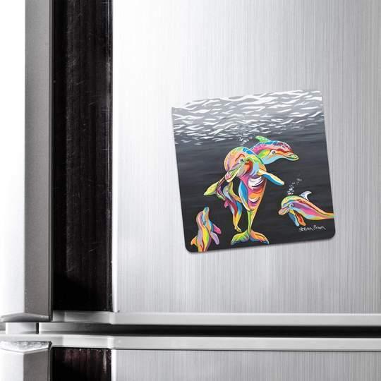 Steven Brown Fridge Magnet - Homeware collection