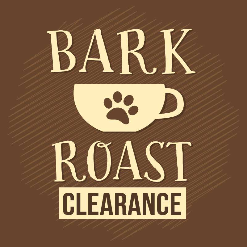 Shop teddy the dog bark roast collection clearance