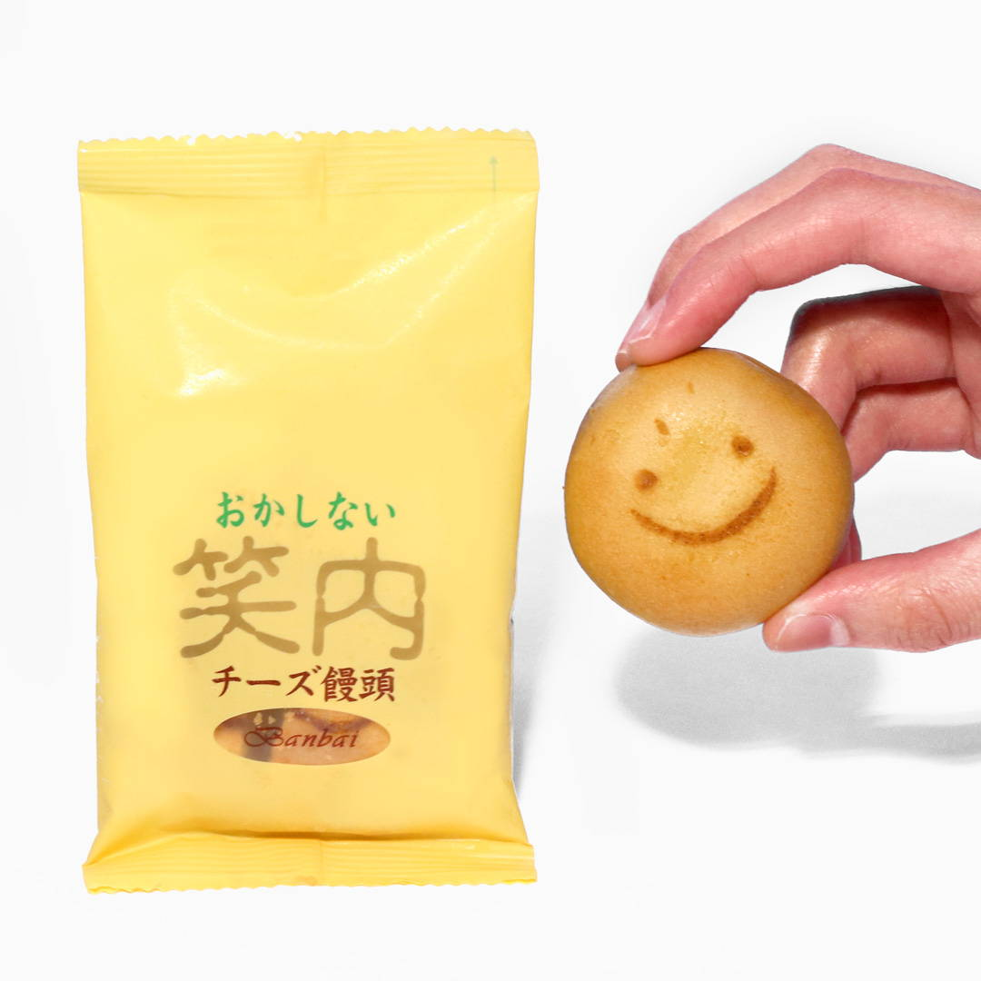 Okashinai Cheese Manju