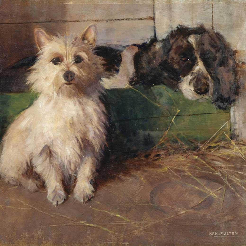 Samuel Fulton Art