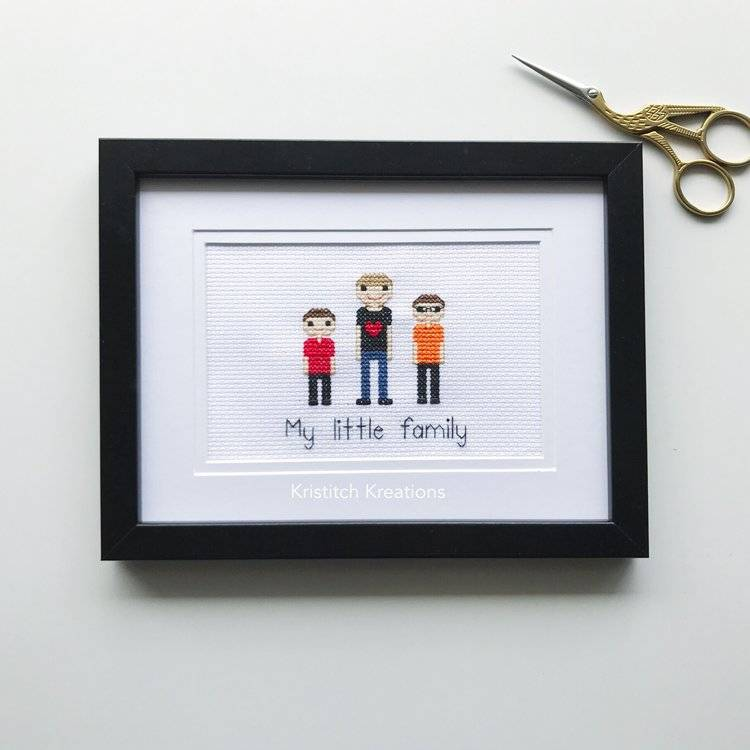 Kristitch Kreations - Love Australian Handmade