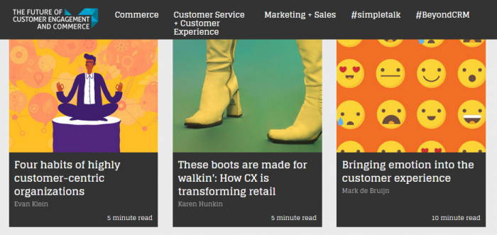 5 Innovative examples of content marketing from the US