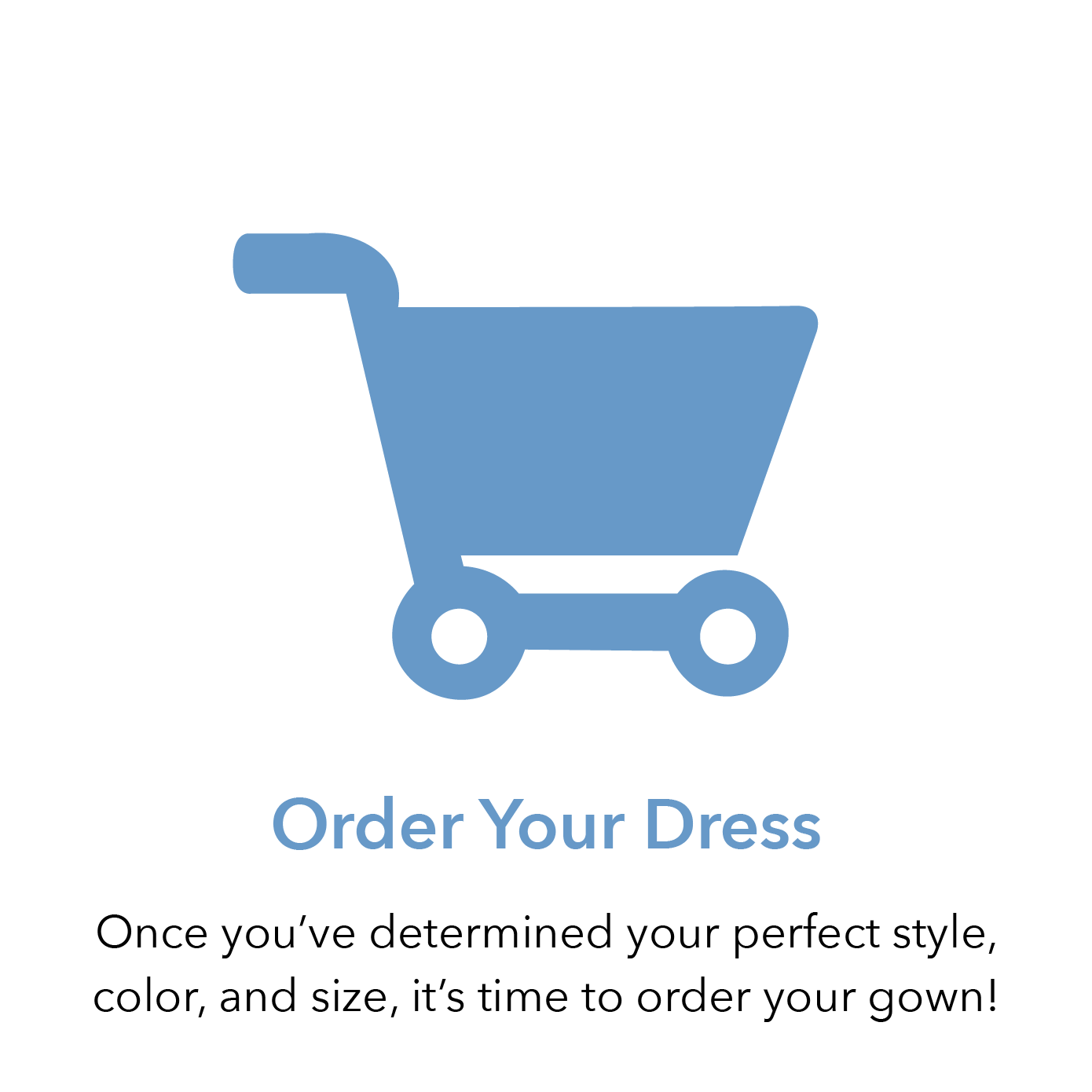 Order Your Dress