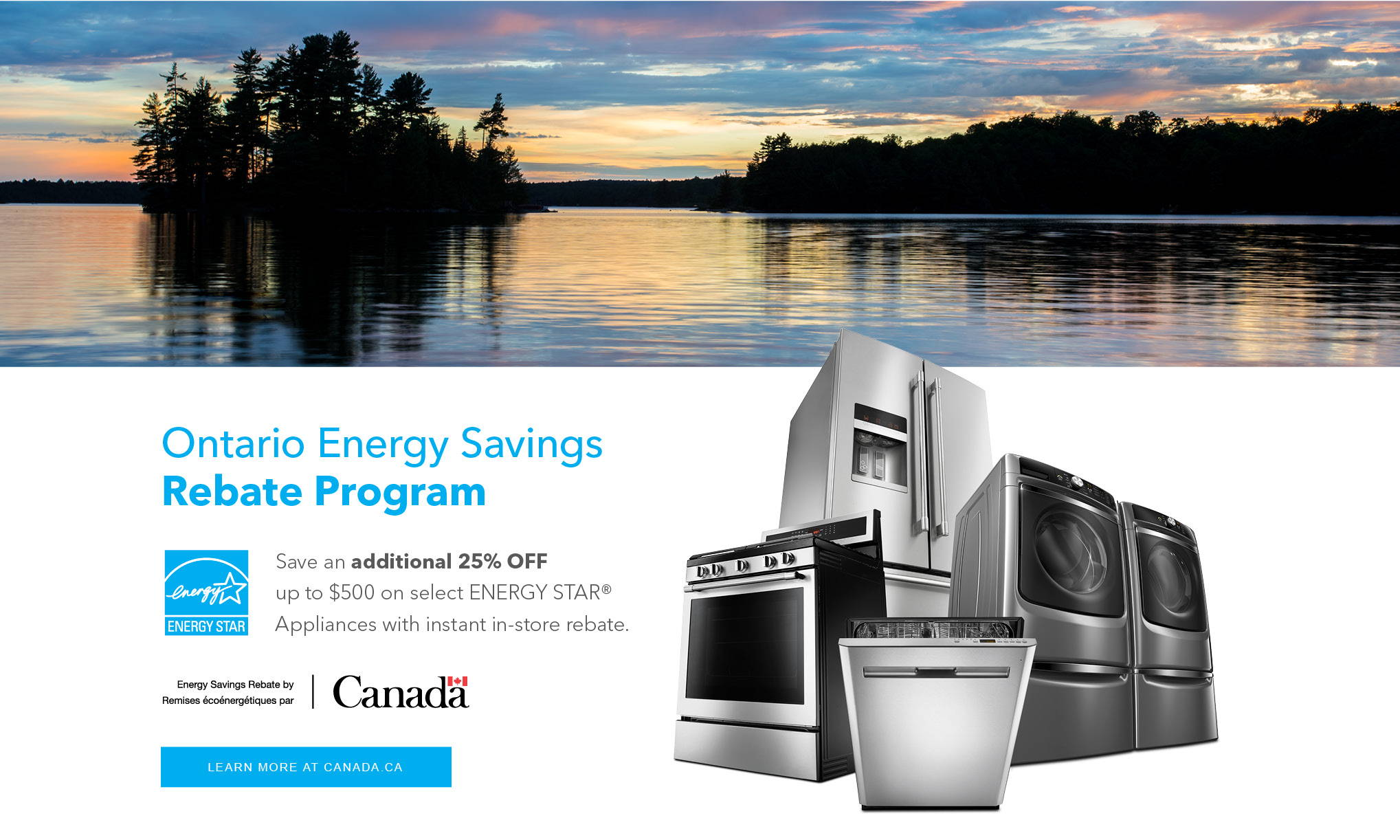 Ontario Energy Saving program