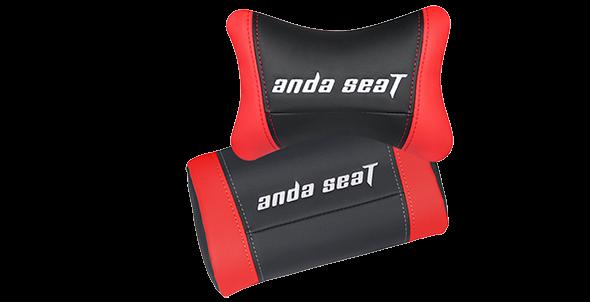 Large lumbar support & neck pillow
