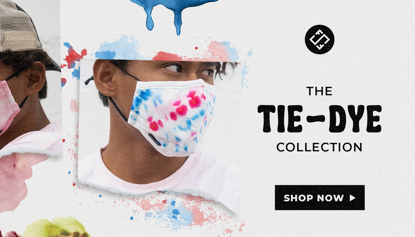 Sock fancy reviews popular items: TRIPLE LAYER PREMIUM FACE MASK: Tie dye collection