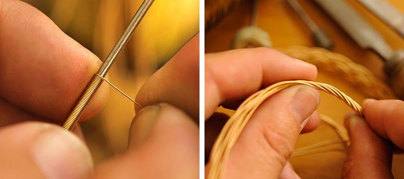 Making of Wellendorff Gold Rope