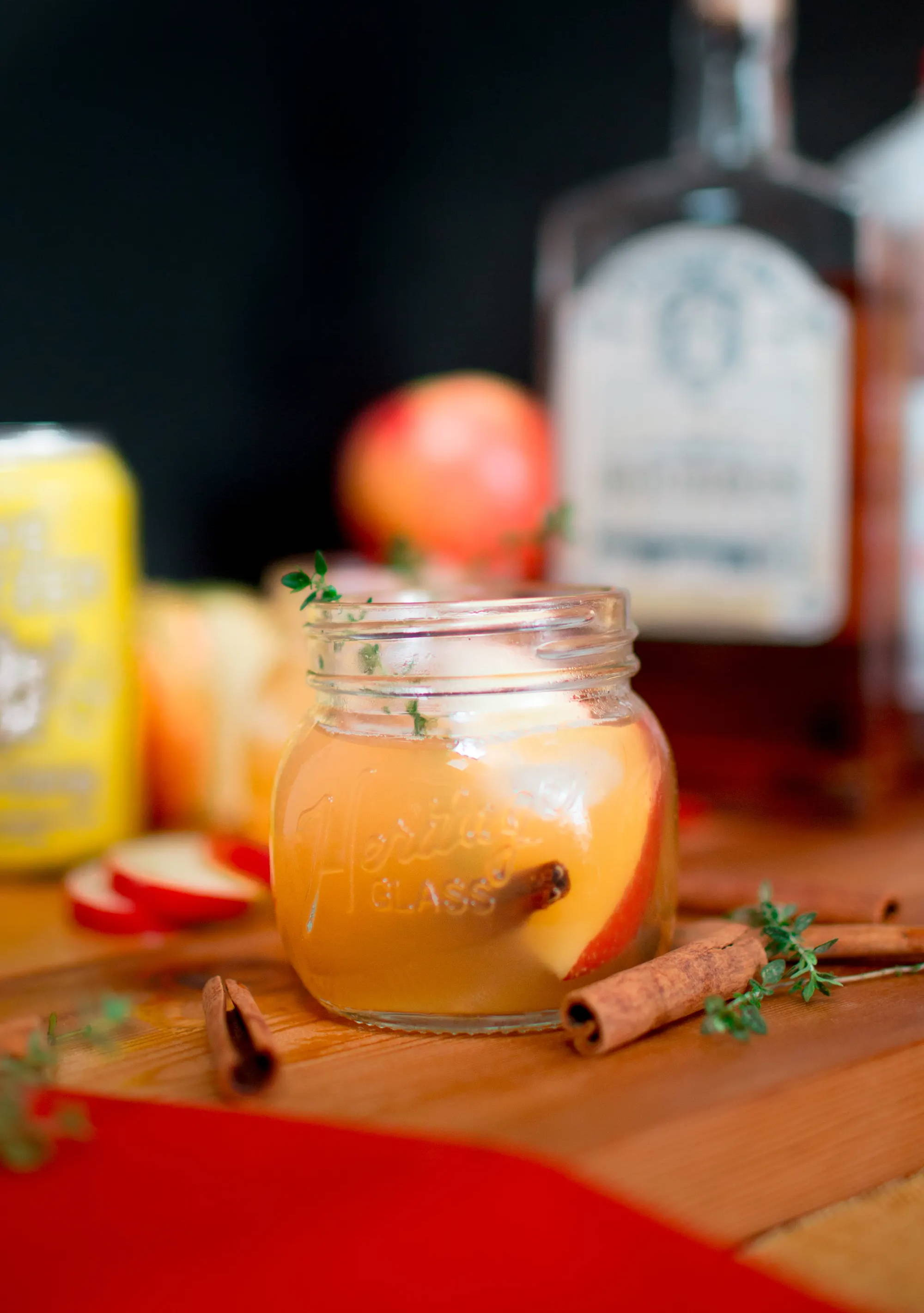 Our kombucha recipe uses all organic ingredients that are good for gut health.