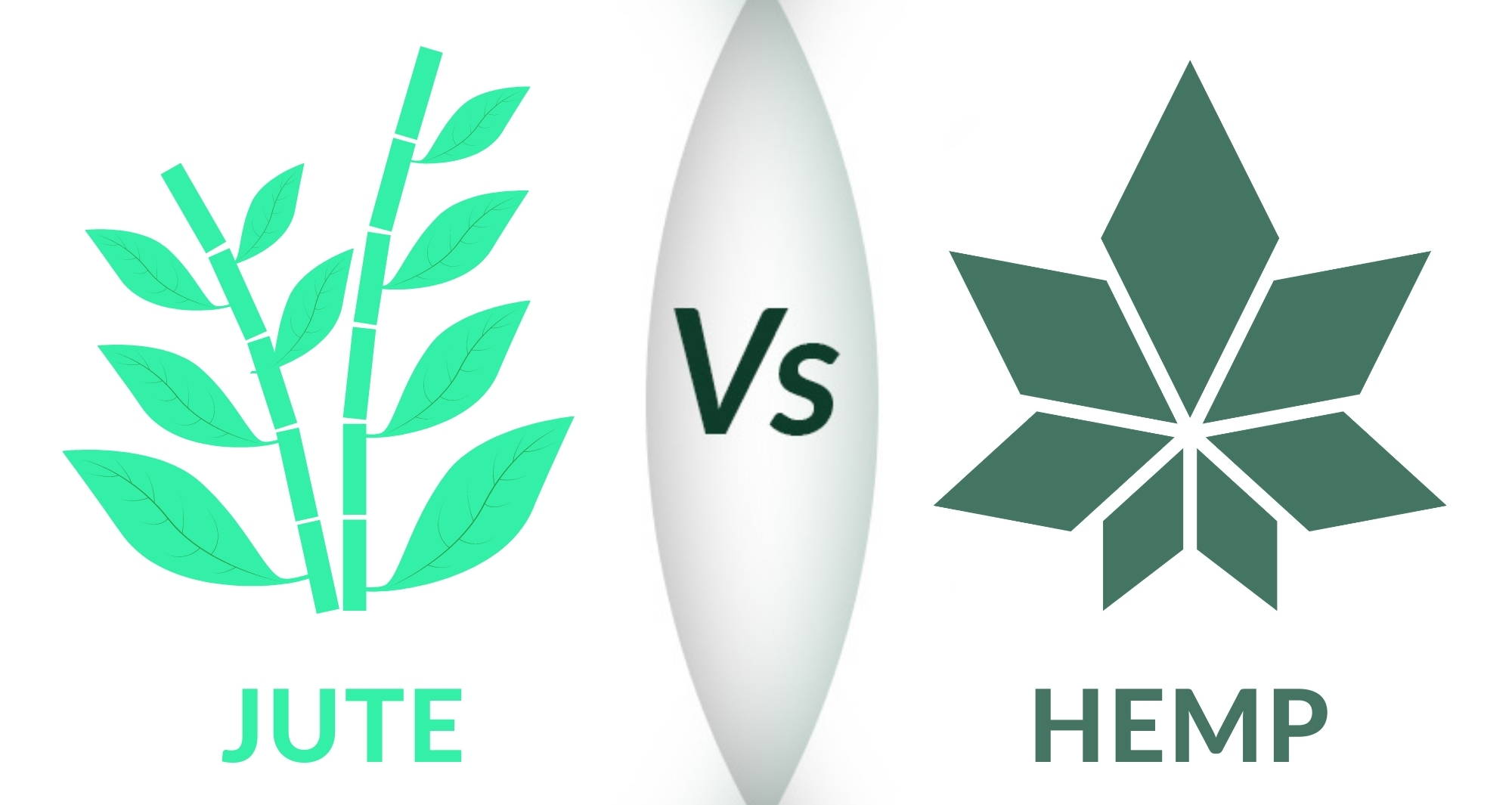 Jute vs hemp, what makes these natural fibers different from one another?