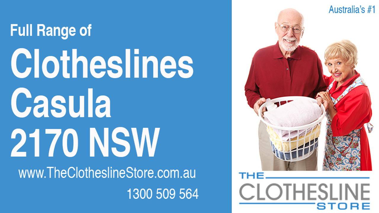 Clotheslines Casula 2170 NSW