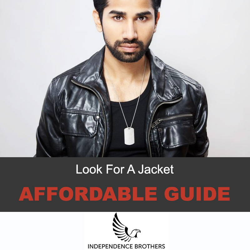 Affordable leather jacket guide