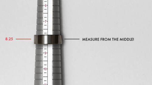 Mandrel Measurement