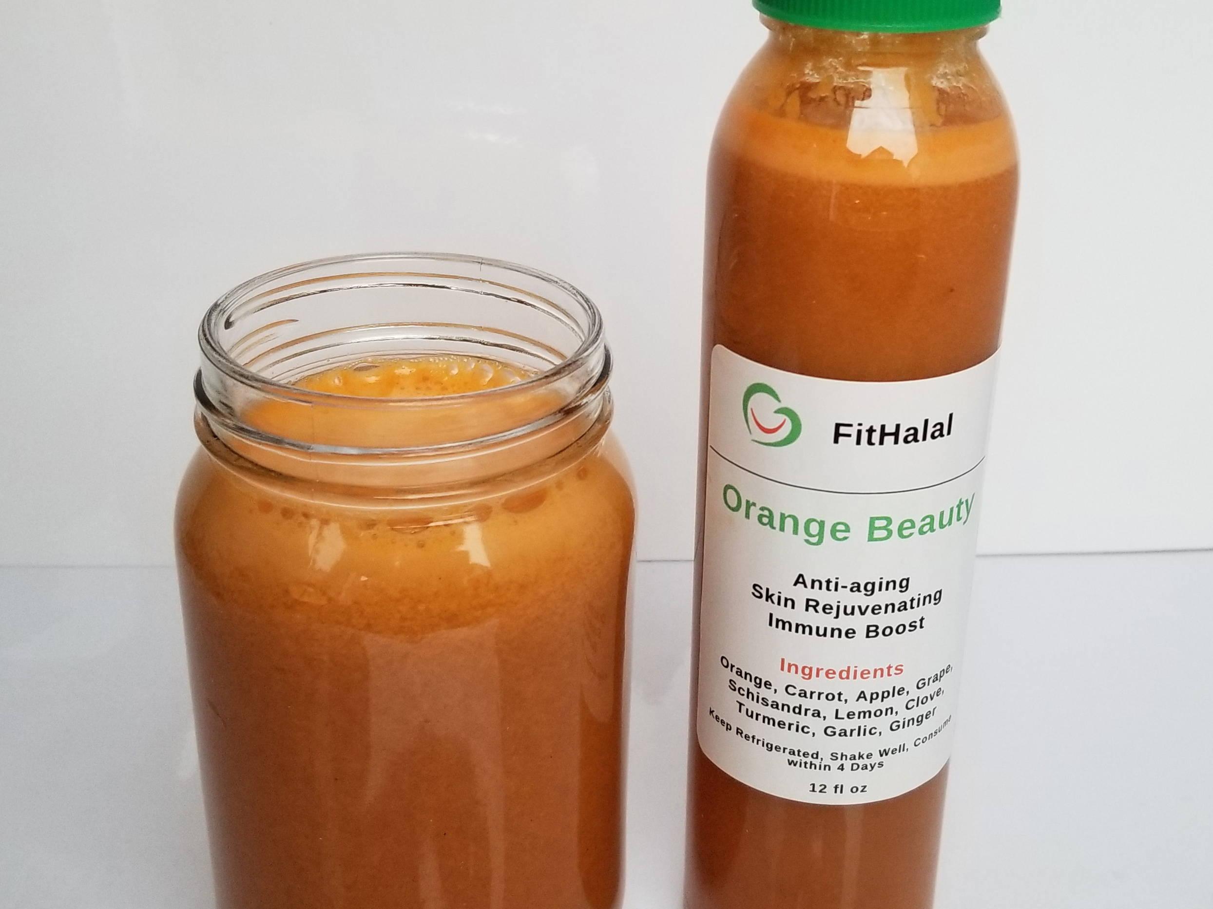 Juice - Orange Beauty