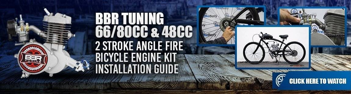 BBR Tuning cc Engine Kit Installation Guide Banner