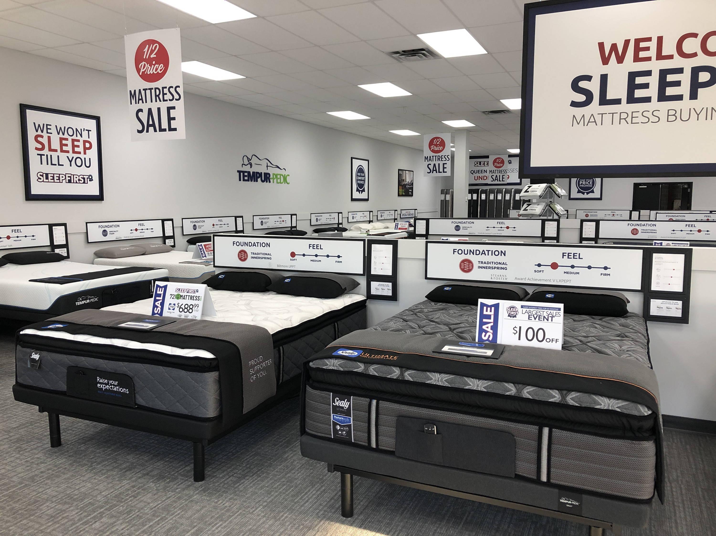 Sleep First Mattress Store Longview Texas