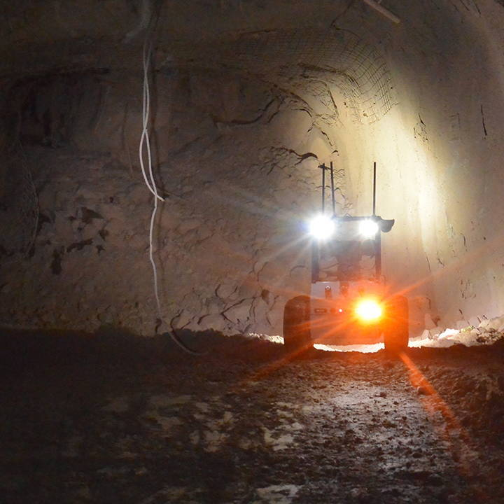safety in the work place, drones in mining flyability rolling drones epfl drone uncrashable drone cave mapping technology 3d laser scanning drone