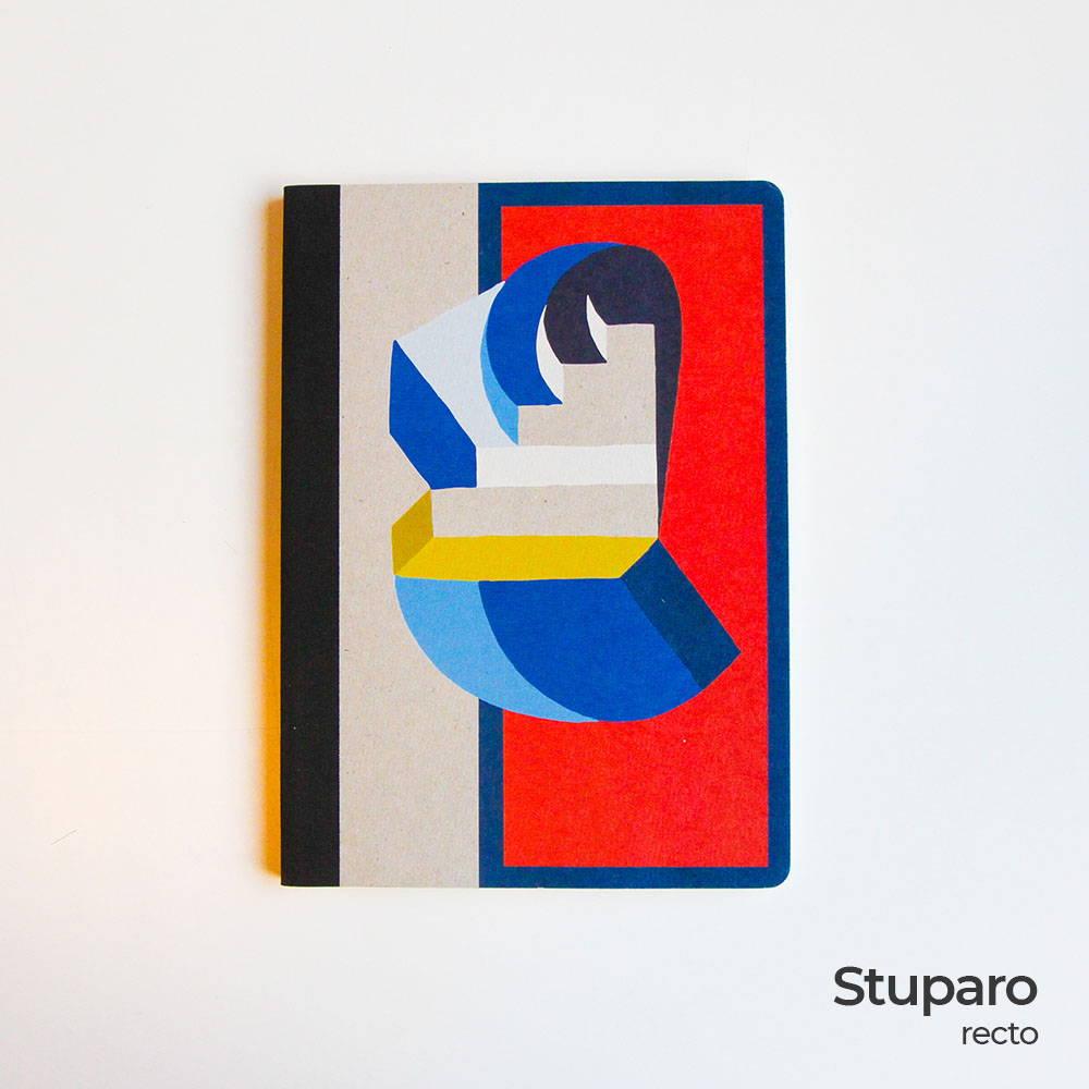Le carnet souple -  Format A5 - Papier Tigre
