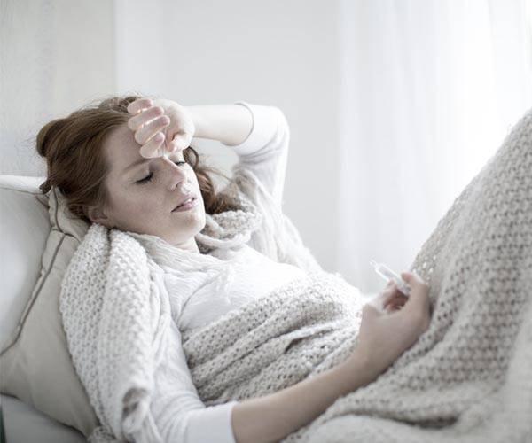 Krankheit durch Vitamin D Mangel