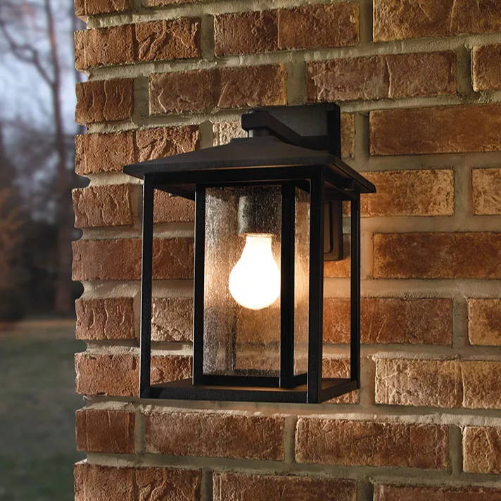 Coastal outdoor wall lighting