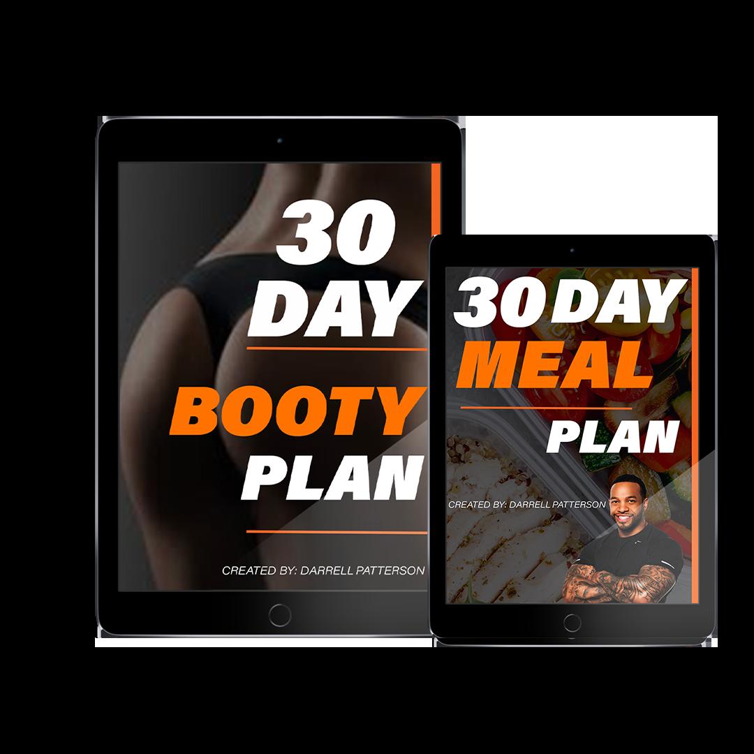 Custom Booty Plan