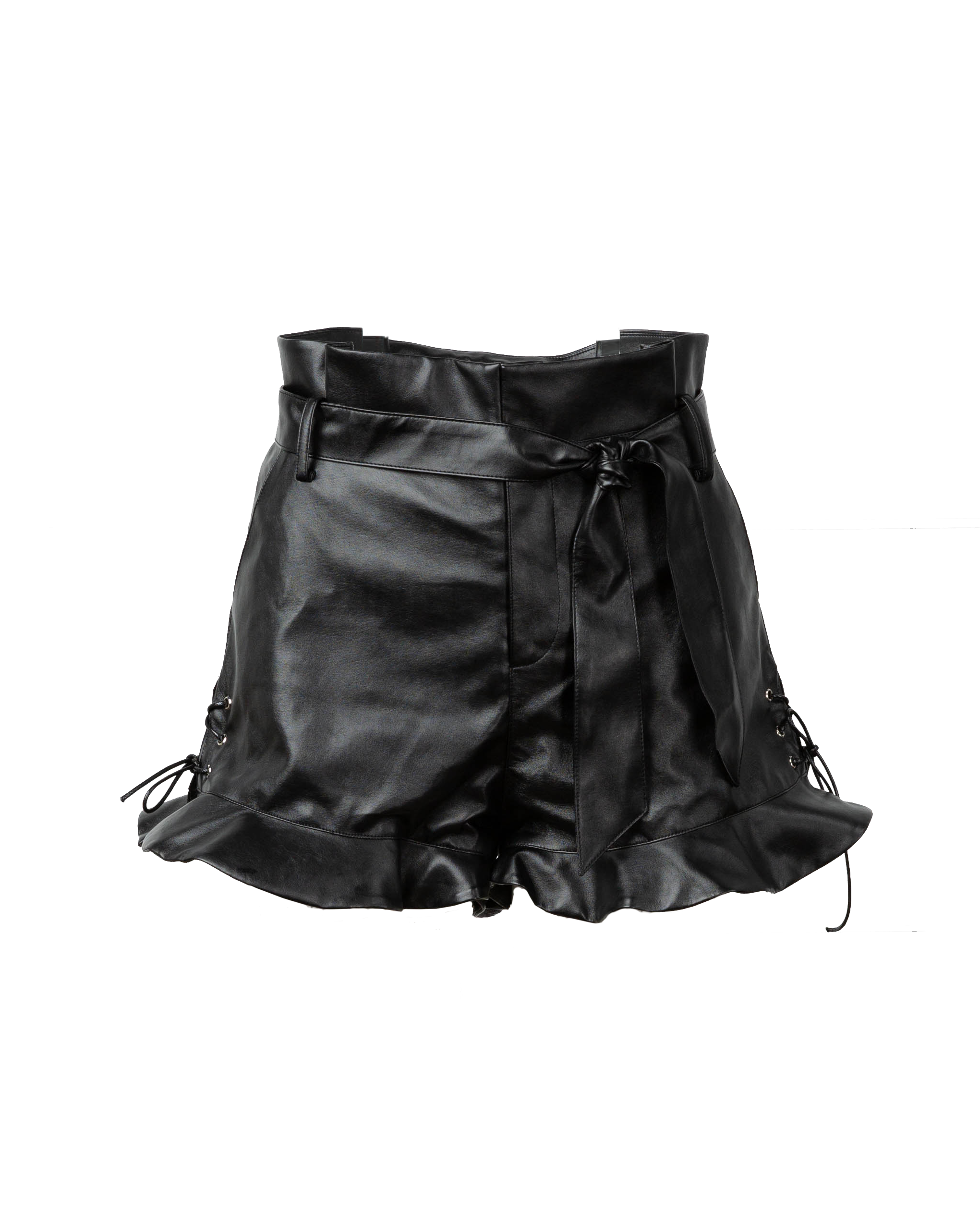 Black Leather Shorts  | Holiday Gift Guide | J.ING