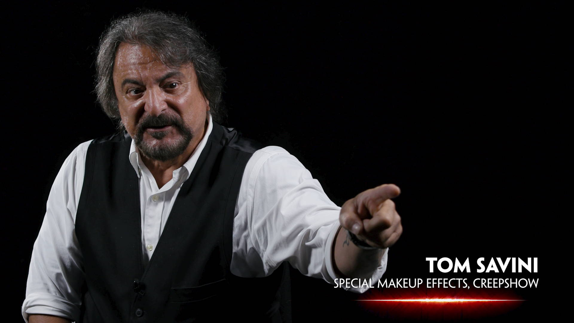 In Search of Darkness Part II: Tom Savini interview
