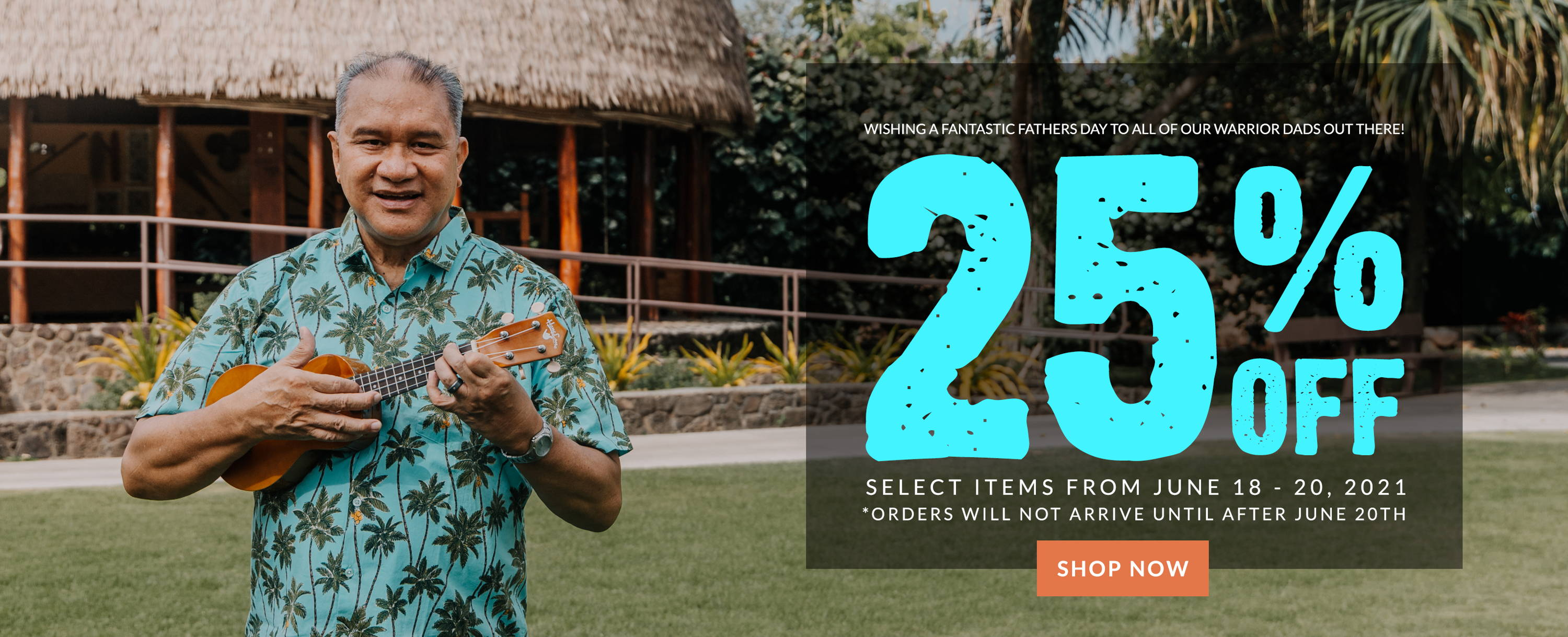 FATHERS DAY FLASH SALE 2021 25% OFF