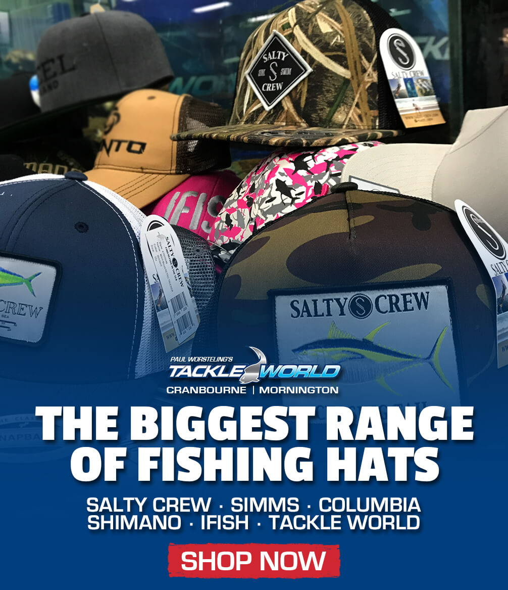 Biggest Range of Fishing Hats