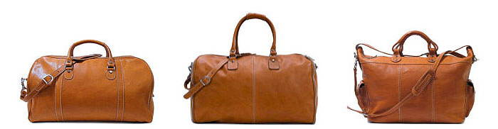 Parm Leather Bag Collection