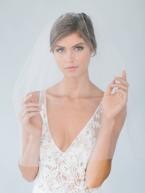 Ampersand Bridal Helena Blusher Veil