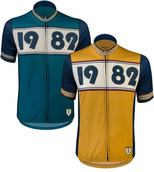 1982 Cycling Jersey