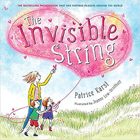 The Invisible String Paperback Book by Patrice Karst