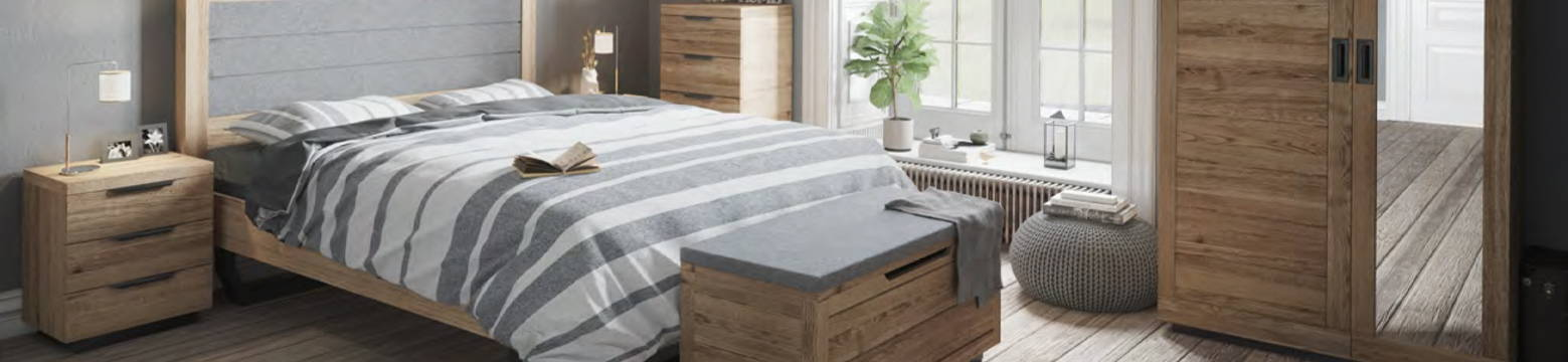 Elsworthy Oak Bedroom