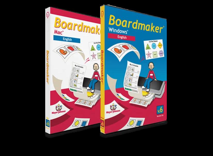 Boardmaker v6 software