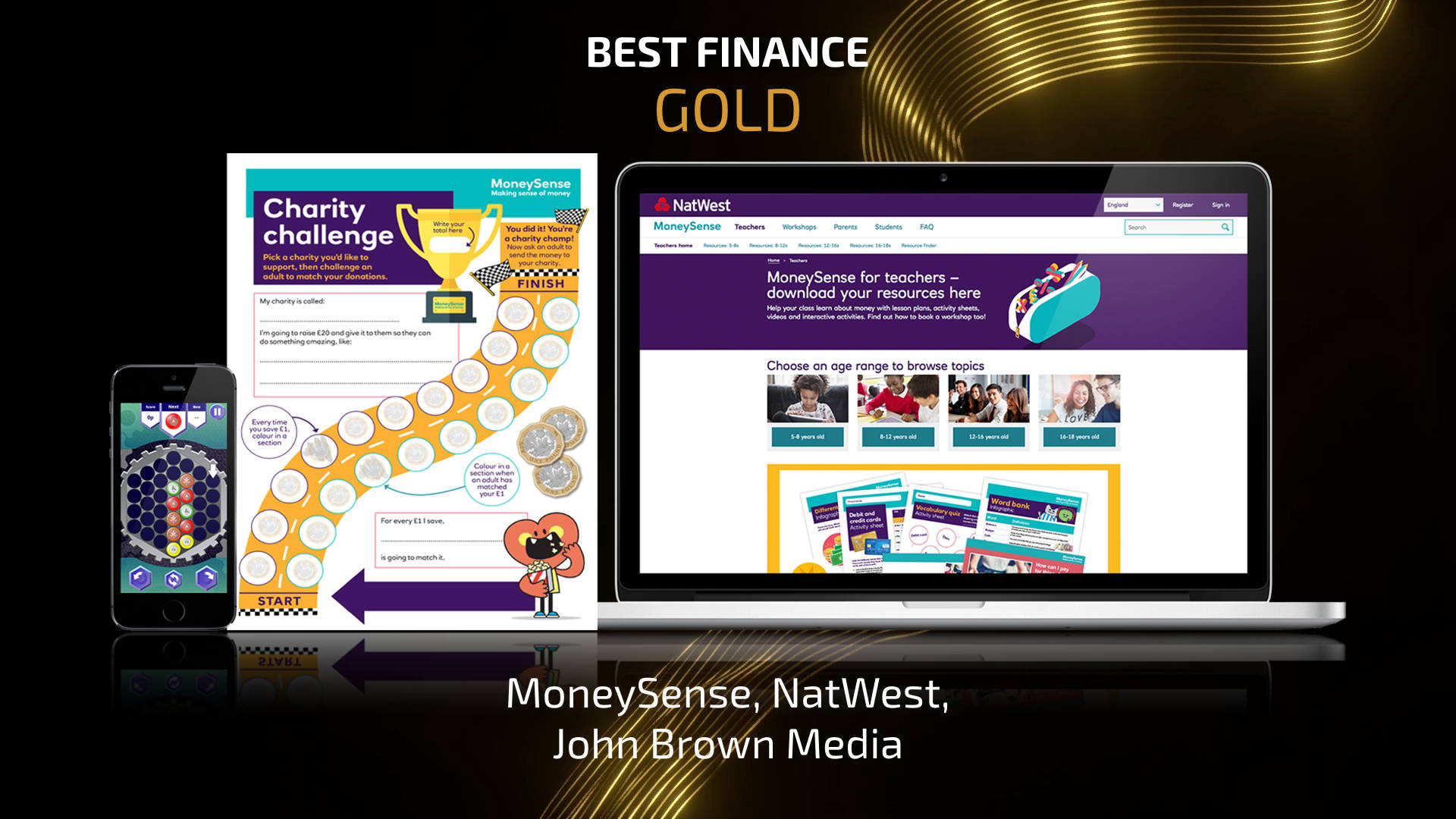 Best Finance - Gold