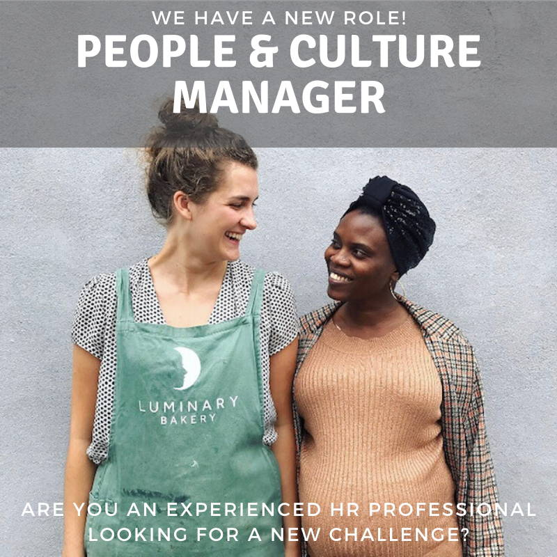 People & Culture Manager Job Role
