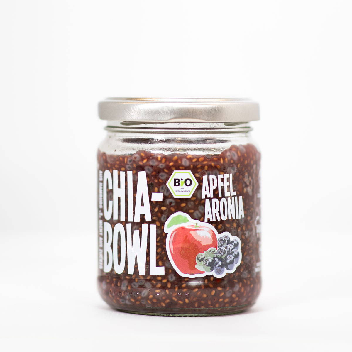 Chia Bowl Apfel Aronia