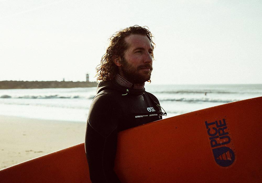Aeromeister Ambassador Jord Fortmann - Surfer