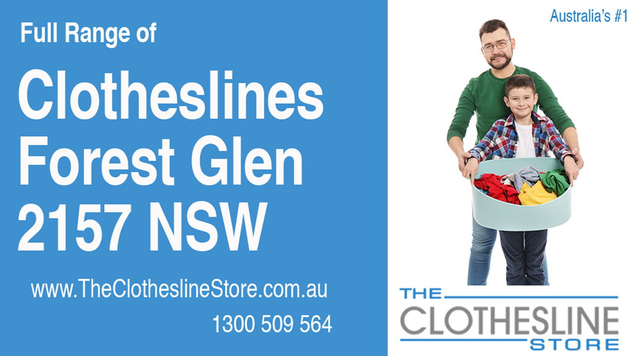 Clotheslines Forest Glen 2157 NSW