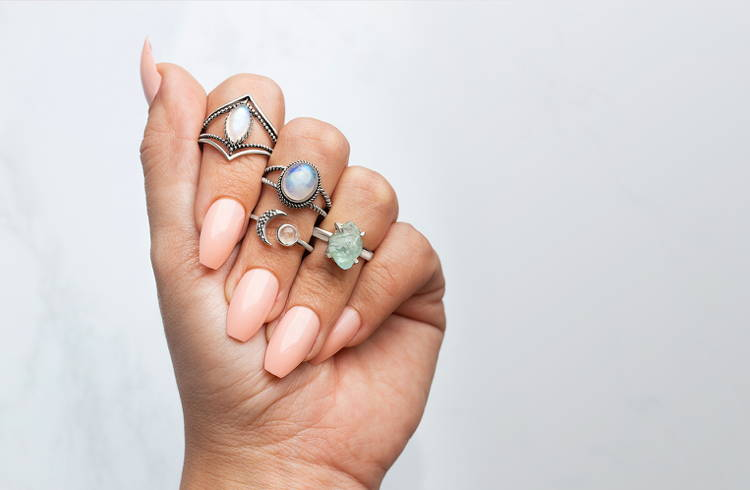 Sterling Silver & Green Fingers: The Causes & What To Do | Moon Magic