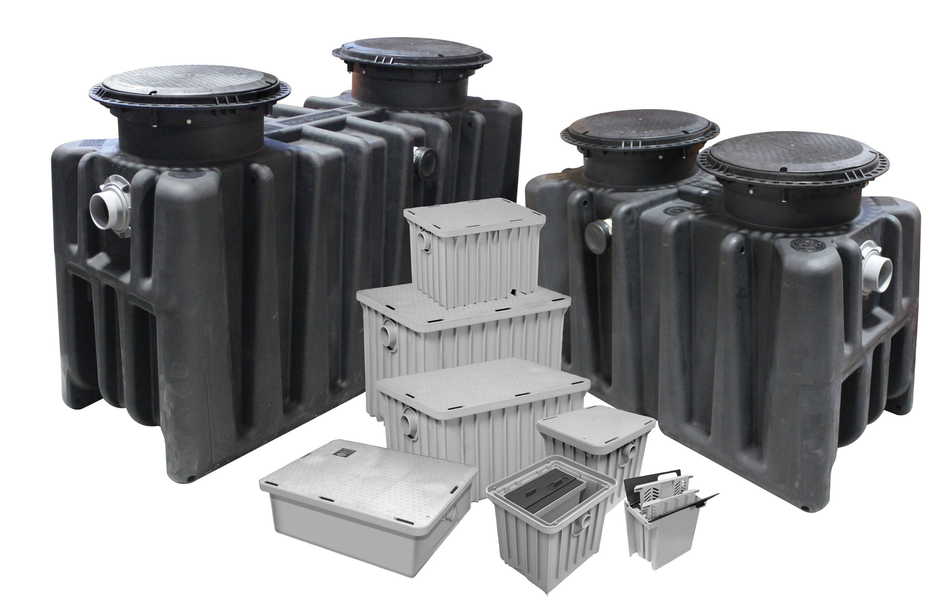 Commercial Grease Traps