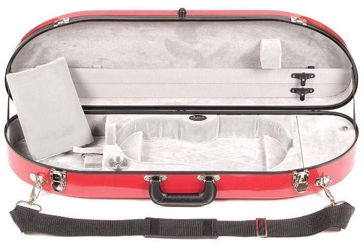 Bobelock Half Moon Fiberglass Violin Cases