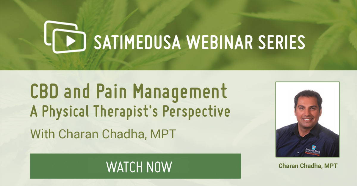 CBD and Pain Management A Physical Therapist's Perspective
