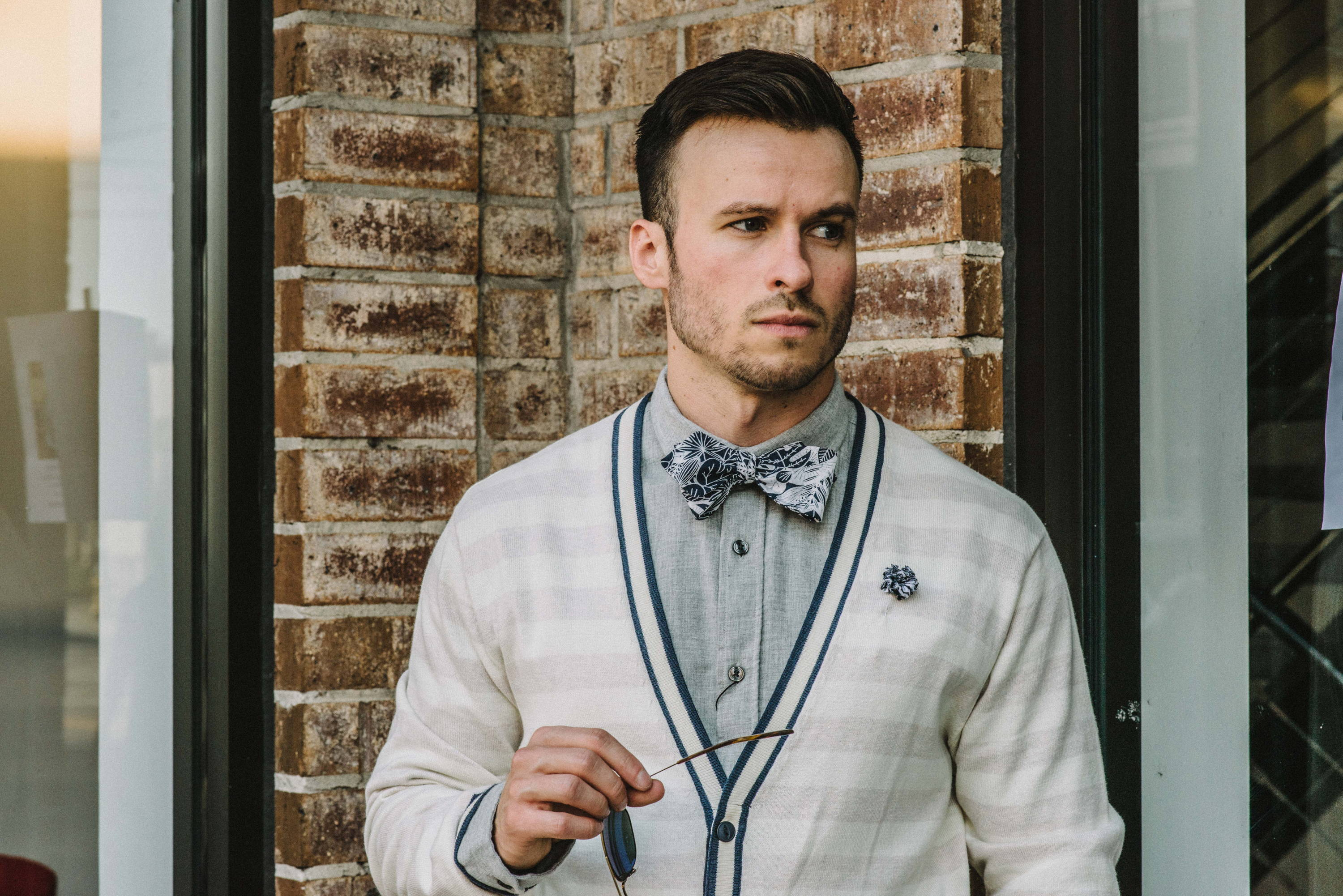 65a209b98a9a 10 Tips to wearing a bow tie like a pro – ELLA BING