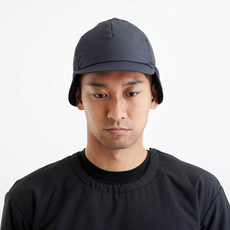HOUDINI(フーディニ)/ダンフリキャップ/ブラック/UNISEX