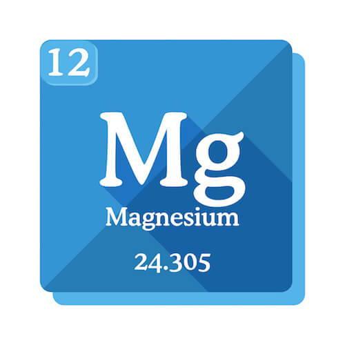 mg magnesium scientific table featured image