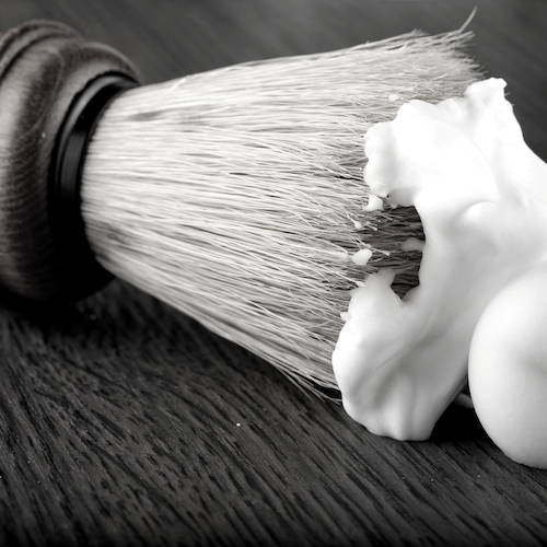 Badger Hair Brush vs Synthetic Hair Brush