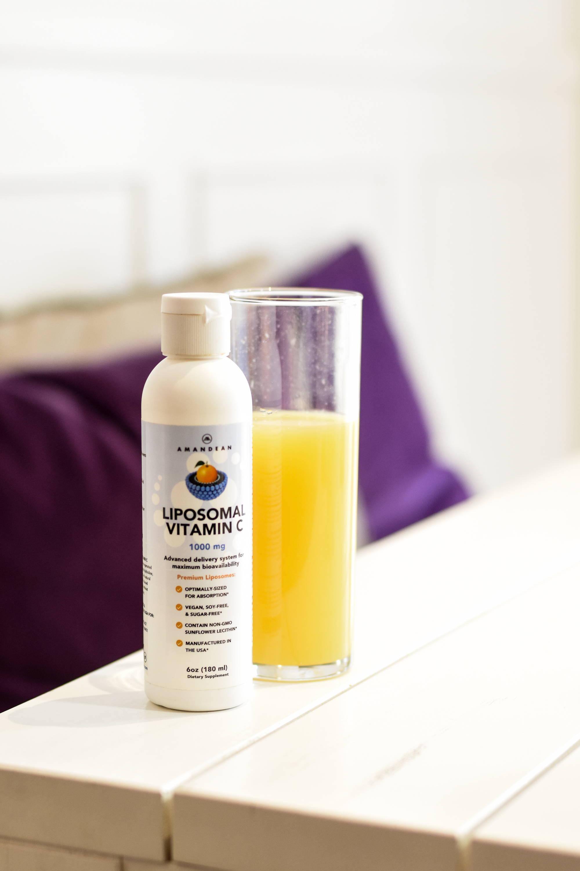 Premium Immune-Boosting Liposomal Vitamin C