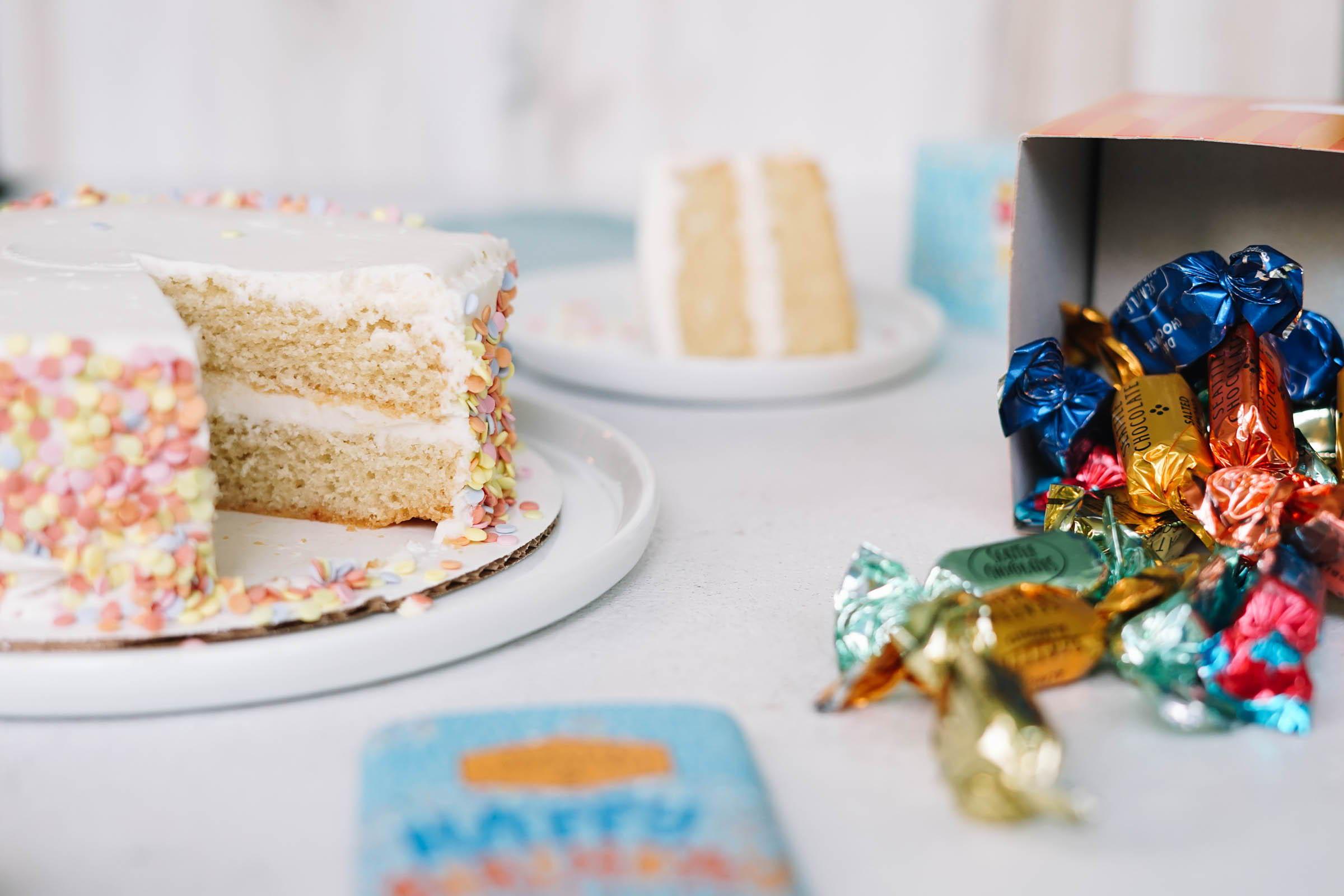 Happy Birthday Truffle Gift Box