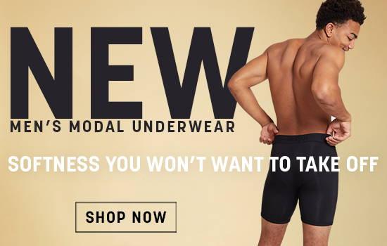 New Men's Modal Underwear